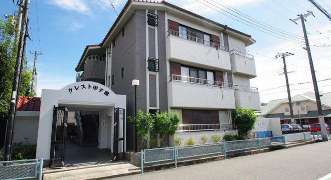 【賃貸マンション】クレスト甲子園 303号室