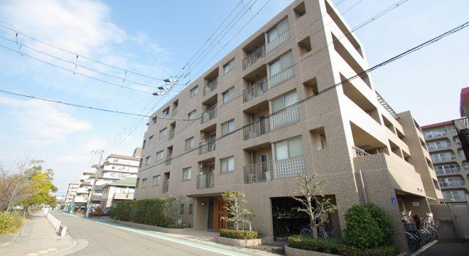 【分譲賃貸マンション】ジオ西宮北口 204号室