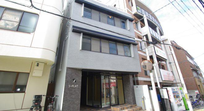 【賃貸店舗・事務所】S-FLAT 1階号室