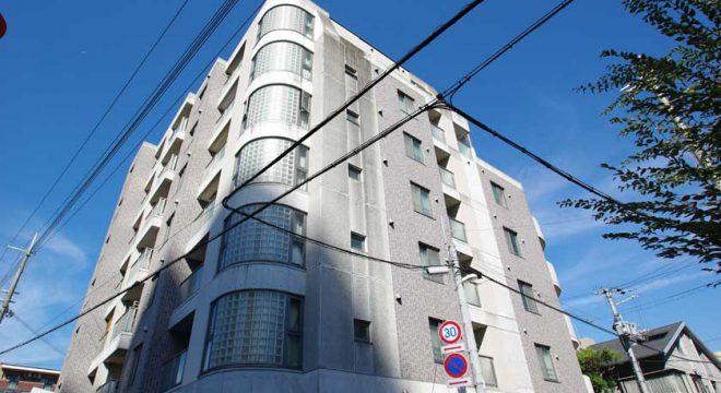 【分譲賃貸マンション】コム・クレール西宮北口 404号室