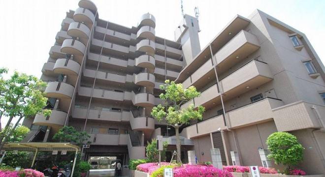 【分譲賃貸マンション】西宮高座橋ガーデンハウス406号室(1K)