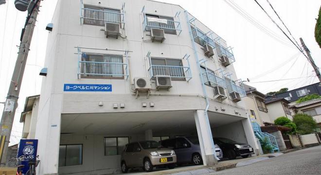 【賃貸マンション】ヨークベル仁川北マンション201号室(1R)